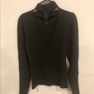 Zara Knotted Shirt